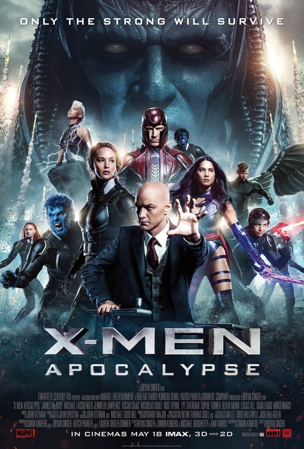 Скачать фильм Люди Икс Апокалипсис на телефон андроид бесплатно mp4 3gp -